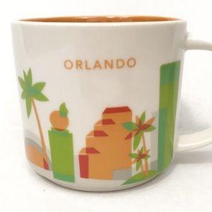 Starbucks Orlando Mug You are Here